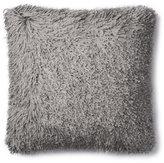 loloi decorative shag pillow