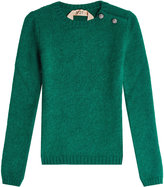 N°21 N21 Pullover with Angora and Wool