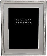 """Christofle Perles 5"""" x 7"""" Picture Frame-SILVER"""