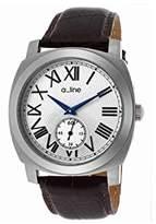 A Line a_line Women's AL-80023-02-BR Pyar Analog Display Japanese Quartz Brown Watch