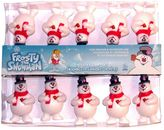 Kurt Adler Frosty The Snowman Christmas String Lights by
