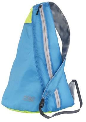 Lewis N. Clark ElectroLight Sling Pack, Bright Blue/Neon Lemon