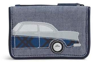 Vera Bradley Vintage Car Wallet