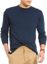 Daniel Cremieux Signature Solid Long-Sleeve Tee