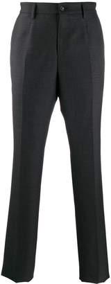 Versace straight-leg tailored trousers