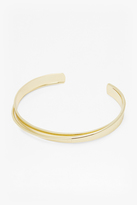 French Connection Geo Twisted Bracelet Cuff