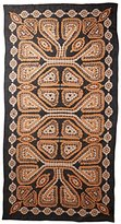 Theodora & Callum Women's Mozambique Scarf, Black/Multi