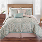 Asstd National Brand Grand Patrician Brighton Damask Comforter Set