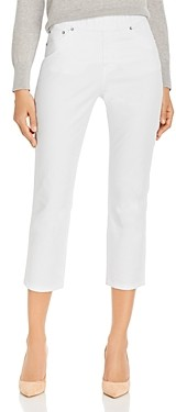 Jag Jeans Maya Crop Jeans in White
