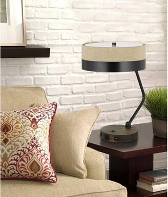"Wrought Studio Aisha 20"" Desk Lamp"