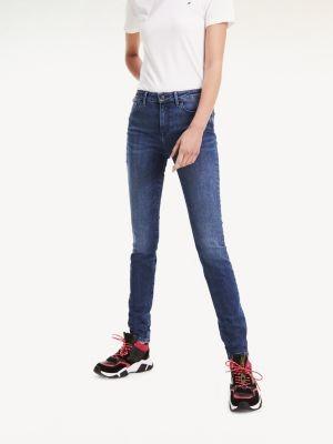 Tommy Hilfiger Como Skinny Fit Medium Rise Jeans