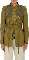 Dries Van Noten Women's Belize Embellished Dupioni Jacket