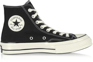 Converse Limited Edition Chuck 70 High Top Black Canvas Sneakers