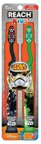 REACH® Star Wars Kids Toothbrush with Suction Cup - Soft 2 ct
