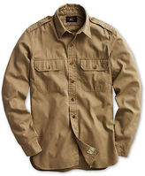 Ralph Lauren RRL Twill Military Shirt