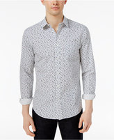 Ben Sherman Men's Classic-Fit Floral Long-Sleeve Shirt