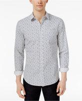 Ben Sherman Men's Classic-Fit Floral Long-Sleeve Shirt