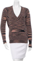 Missoni Cashmere Patterned Sweater