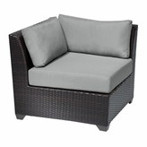 Tegan 5 Piece Sofa Seating Group with Cushions Sol 72 Outdoor Cushion Color: Gray