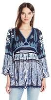 Raga Women's Luisa Long Sleeve Tunic