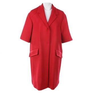 Dolce & Gabbana Red Wool Jackets