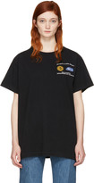 Off-White Black Work T-shirt