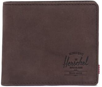 Herschel XL Roy Leather RFID Bifold Wallet