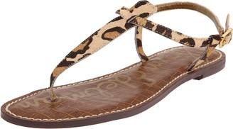 Sam Edelman Women's Gigi Classic Flat Sandal