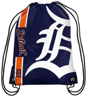 Forever Collectibles Detroit Tigers Big Logo Drawstring Bag
