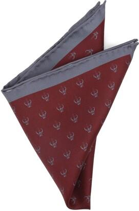 Cufflinks Inc. Mandalorian Silk Pocket Square