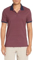 Vilebrequin Men's Anchor Pique Cotton Polo