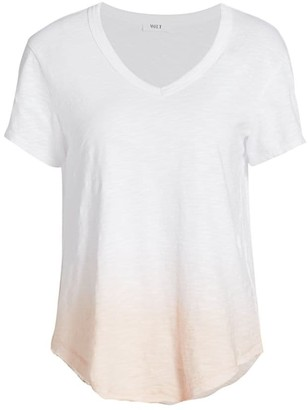 Wilt Ombre Draped T-Shirt