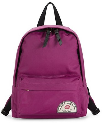 Marc Jacobs Medium Collegiate Nylon Backpack