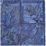 Etro printed scarf - men - Silk/Viscose - One Size