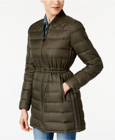 MICHAEL Michael Kors Packable Down Bomber Coat