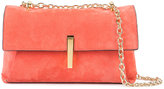 Hayward Margaux shoulder bag - women - Calf Suede - One Size