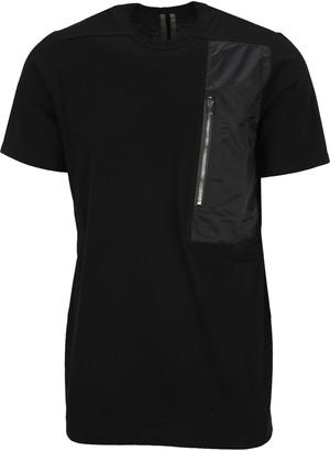Rick Owens Phlegethon Short Sleeve Pocket Level T