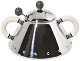Alessi Sugar Bowl with Spoon - White
