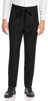 Ovadia & Sons Tie Belt Tailored Pants