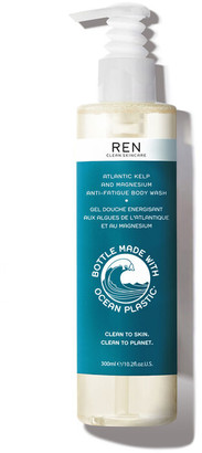 Ren Skincare Atlantic Kelp and Magnesium Anti-Fatigue Body Wash - Ocean Plastic Edition