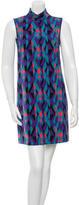 M Missoni Geometric print Shift Dress w/ Tags