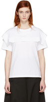 Chloé - T-shirt blanc Sailor