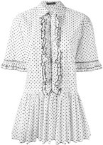 Dolce & Gabbana polka dot shirt dress - women - Cotton - 40