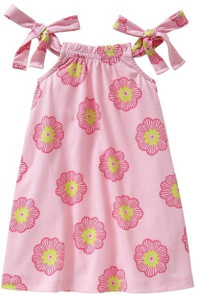 Gap Floral bow sleep dress