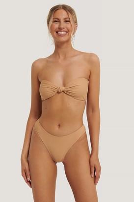 Statement By NA-KD Mimi Ar Mid Waist Bikini Bottom