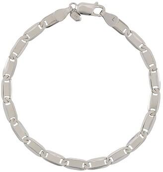 Maria Black Sterling Silver Link Bracelet