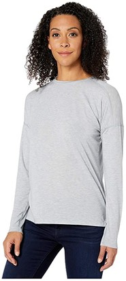 The North Face Workout Long Sleeve (Flag Blue) Women's Long Sleeve Pullover