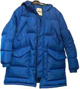 Yves Salomon Blue Fox Coat for Women
