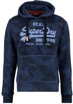Superdry Sweatshirt Overdyed Navy Marl
