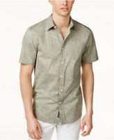 Michael Kors Men's Classic-Fit Printed Shirt